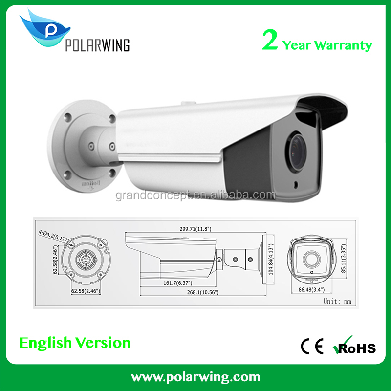 Hikvision New Style DS-2CD2T52-I5 IP Camera HD 5mp Network CCTV Security Protection System