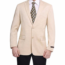 <strong>Men's</strong> Modern Fit Two-Button Blazer Suit Separate <strong>Jacket</strong>