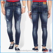 New Style Blue Skinny Fit Jeans Wholesale China For Buy Jeans In Bulk Of New Style Jeans Pent Men With Good Quality