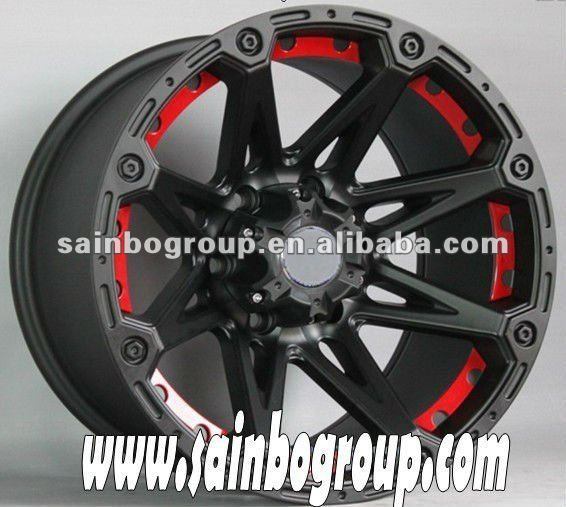 "aluminium wheel of 18"" 19"" 20"" F60349"