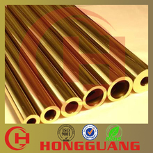 Factory price small brass tube