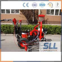 cold spraying Road Line Marking Machine used thermoplastic road marking machine