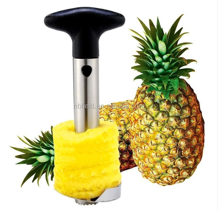Stainless steel 304 pineapple peeler corer slicer