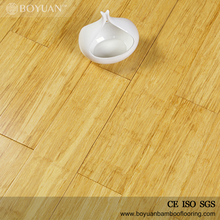 BY click-locked low price natural bamboo flooring for sale