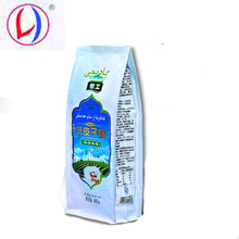 Safety Milk Powder Packaging material Laminated Plastic Flat Bottom Aluminum Foil Seal Bag For Food
