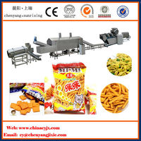 Automatic caramel popcorn manufacture machine in succession include air popper and flavor coating parts