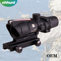 Reticle Illuminated Tactical Rifle Scope Manufacturers for Hunting