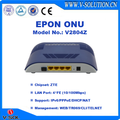 4FE EPON ONU Fiber ONU for FTTH Network Solution in Hot Sale