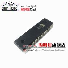 AT89S52-24PU new authentic DIP40 8-bit microcontroller AT89S52--CMWQ3 IC Electronic Component