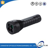 SGS Approved Perfect design flashlight vibrator