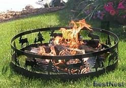 hot selling BBQ Grill Type outdoor fire pit
