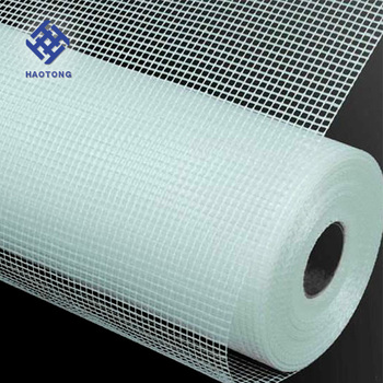 Factory price used for construction 5x5 130g wall covering alkali resistant fiberglass mesh