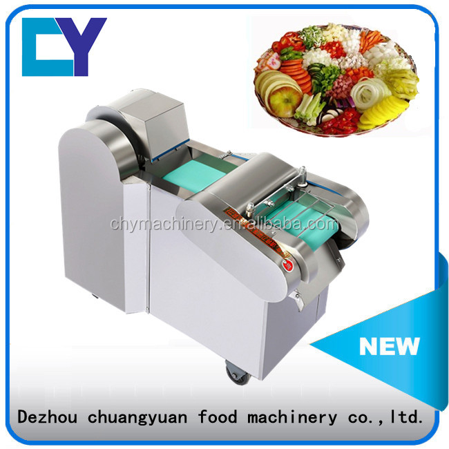 Factory supply Fruit and vegetable cutting machine/Fruit and vegetable cutter/Vegetable cutting machine industrial for sale