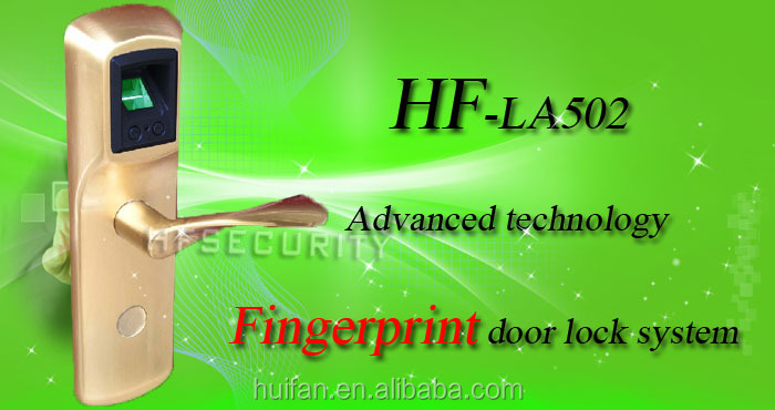 Manufacture Safety Electronic Door lock (HF-LA502)