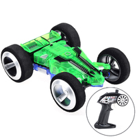 2016 Newest Double-Sides Rc Stunt Car