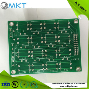 electronic VTF-109C Universal advanced layers printed circuit board for micro sd card