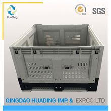 reusable plastic pallet feet packaging containers for storage