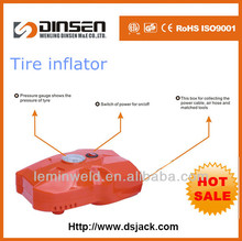 car tyre pressure pump,mini auto inflator pump with patent CE,pump to inflate car tires