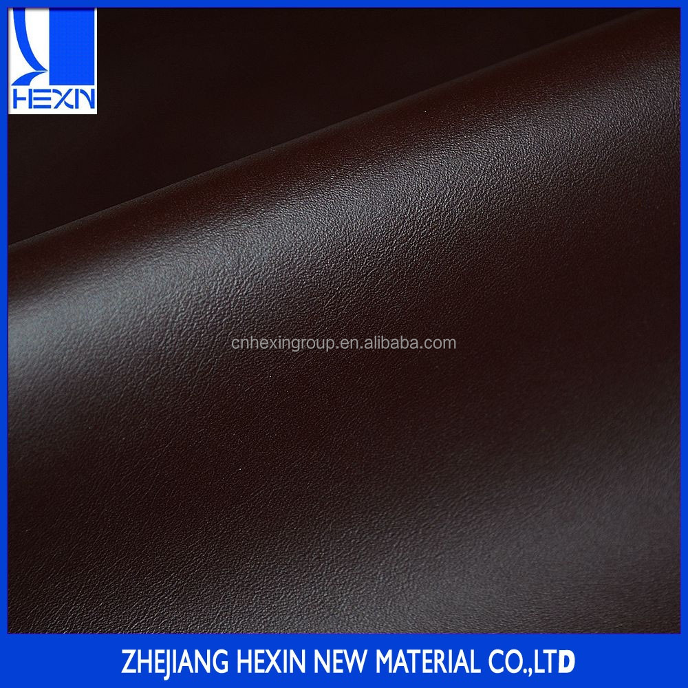 Hot sales 0.5mm leather cover pu synthetic leather for jewelry packages and electronic packaging