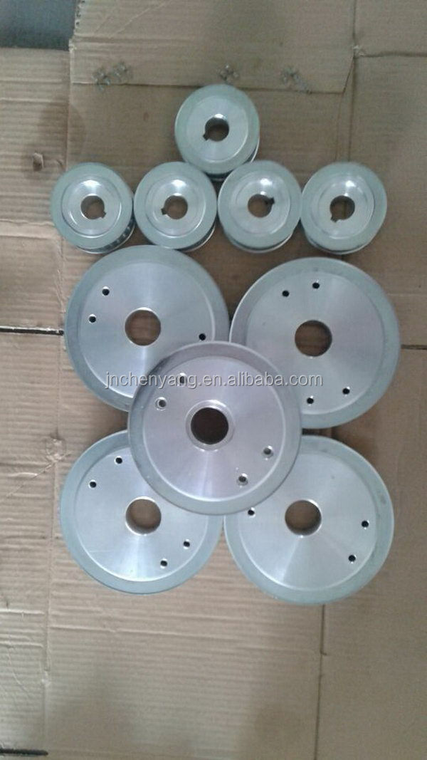 Customized high quality tensioner timing belt pulley