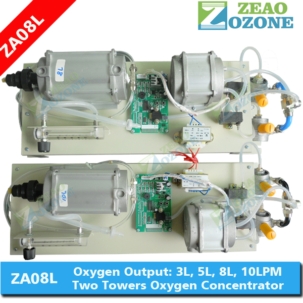 Medical Mini PSA 2 Towers Oxygen Generating Plant for Gas Supply