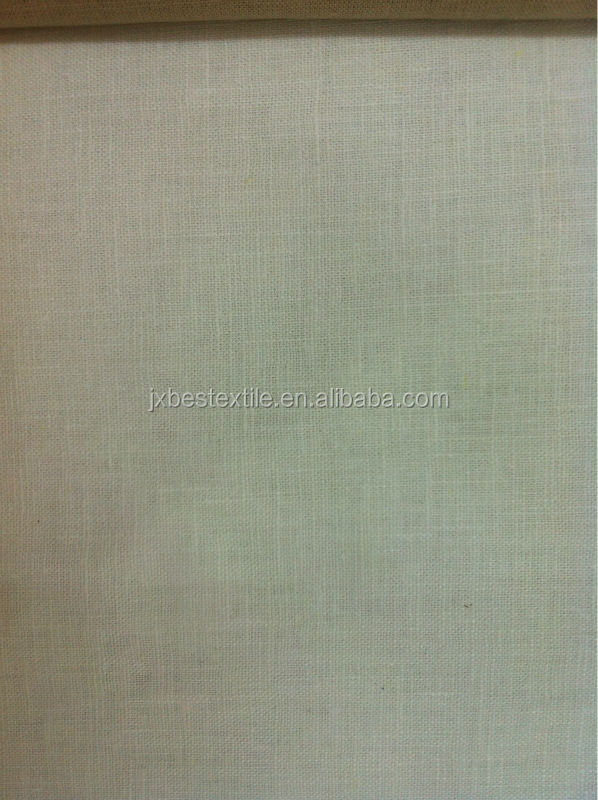 55% Linen 45% Cotton,Cotton LinenFabric Roll,Cotton and Linen Fabric