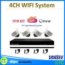 ip camera wifi nvr kits,4ch auto tracking ptz ip camera 8 channel indoor/outdoor wireless ip camera cctv kit security system