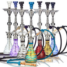 New products narghile hookah sheesha/water pipe/hubbly bubbly/shisha with click system CH700