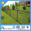America Canada Standard multi shape fence post fence parts Chain link fence