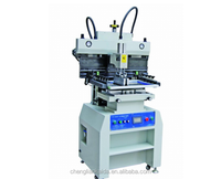 latest mahine electronical product pcb screen printer