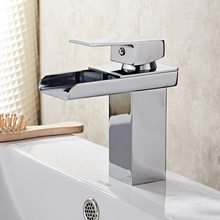 Hot/cold water mixer single handle traditional basin faucets bathroom basin tap