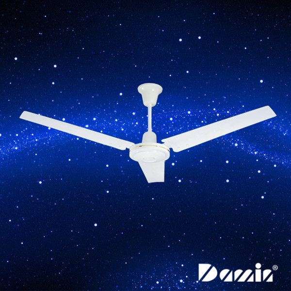 56 inch 3 mental blades industrial ceiling fan ceiling fans with led lights cheap promotional fans