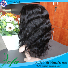 New arrival 100 thick human hair full lace and front medium size wig caps for making wigs