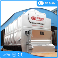 china AS standard manufacture bagasse steam boiler heating value