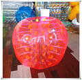 New design inflatable belly bumper ball body zorbing bubble soccer ball 2016