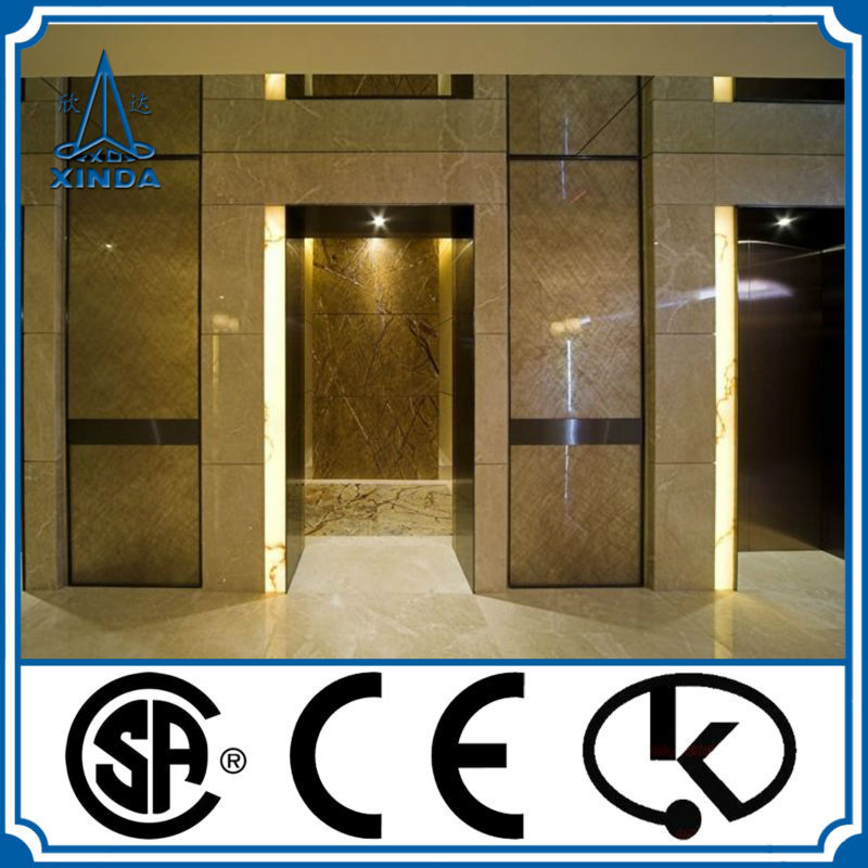 Decoration Parts Spare Folding Elevator Door