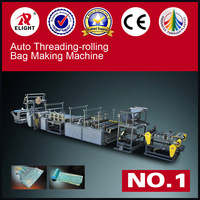 plastic manufacturing machine or plastic cutting machine plastic bag making machine