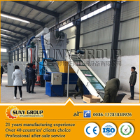 Environmental friendly electronic waste circuit board recycling equipment