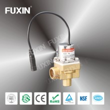 temperature controlled water valves automatic manual combined