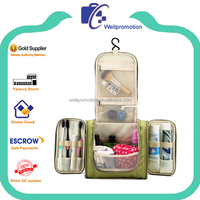Makeup cosmetic organizer brush packaging bag