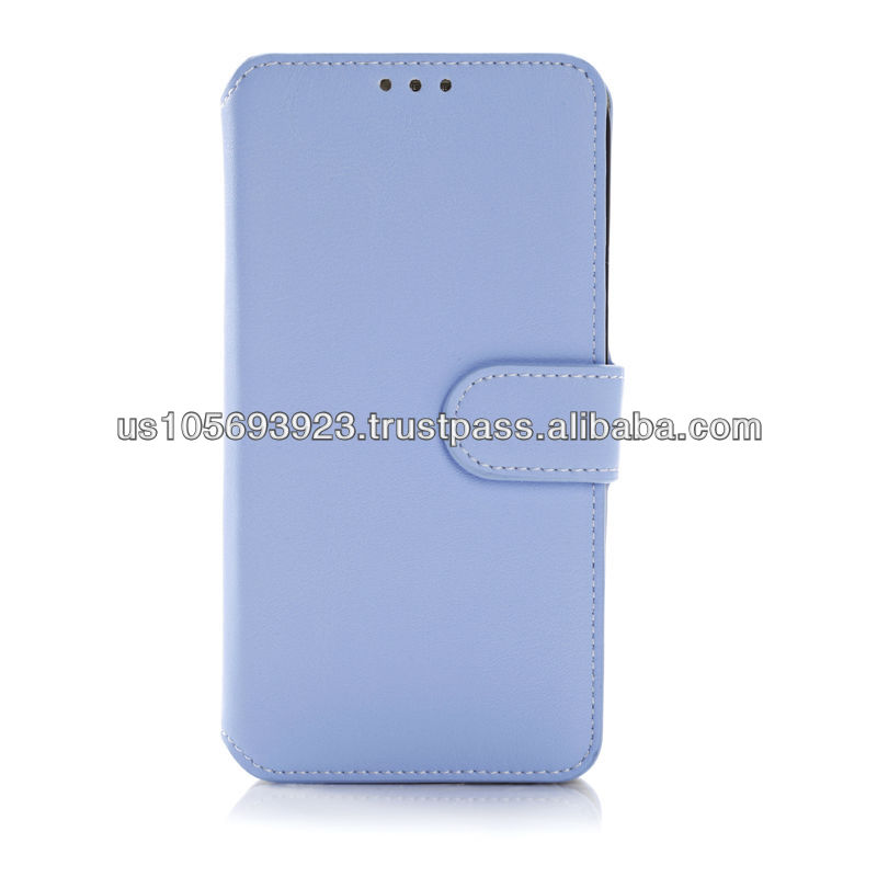 For SUMSUNG S5 Flip Leather Case With Credit Card 8 Colors Paypal