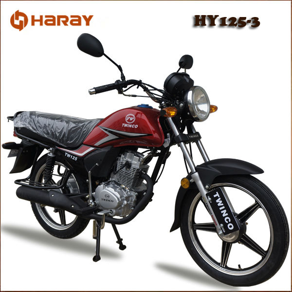 Chinese 125cc OEM Good Quality Street Style Bike for Sale