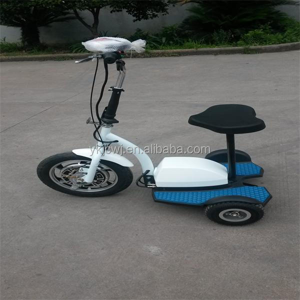three wheel electric tricycle china for handicapped
