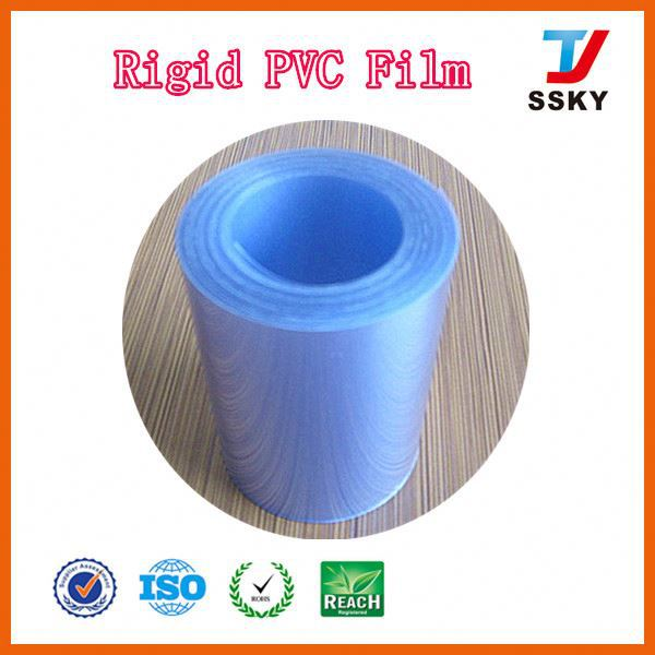 100% recyclable virgin super sheeting plastic film roll clear pvc 4mm sheet