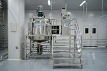 Liquid laundry soap making machine, hand sanitizer production line