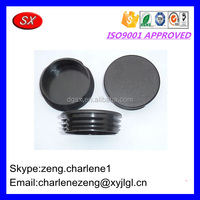 precision small furniture custom leg caps with high quality from hardware manufacturer