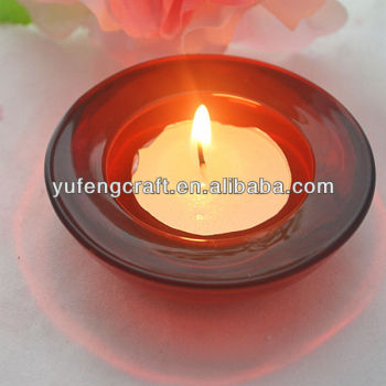 Best Glass candle holder factory supplier yufengcraft service for you