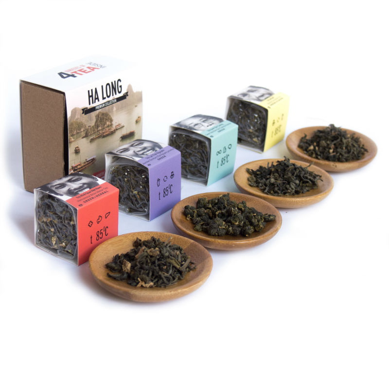 "Premium tea collection ""Ha Long"""