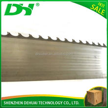 6050*53mm Horizontal TCT band saw blade special for gold-rimmed nanmu