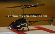 Super Crash-Resistant with Gyro Alloy 3CH RC Helicopter